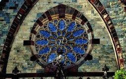 Балтимор, MD: Церковь Mount Vernon объединенная методист Стоковое фото RF