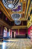 Бальный зал в оперном театре Стоковые Изображения RF