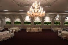 бальный зал предводительствует венчание партии случая Стоковые Изображения RF