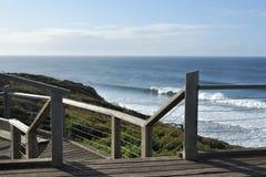 бдительность колоколов пляжа стоковое фото