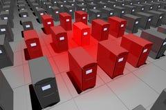 бдительный вирус Стоковое Изображение RF