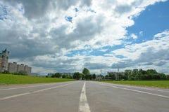 беговая дорожка Стоковое фото RF