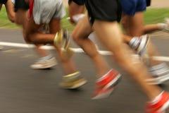 бегунки ног Стоковое фото RF