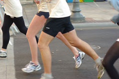 бегунки Стоковое фото RF
