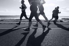 бегунки ontario ottawa марафона Канады Стоковые Фото