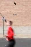 бегунок движения Стоковая Фотография