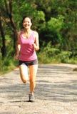 Бегунок женщины Стоковые Фото