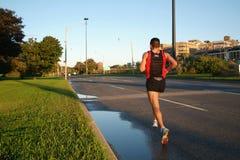бегунок солитарный Стоковые Фото
