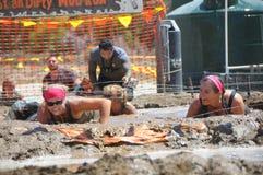 Бег грязи стоковое изображение
