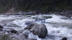 Бег реки стоковое фото