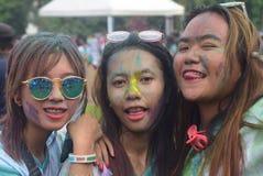 Бег 2017 цвета Kudus Стоковые Фото