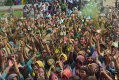 Бег 2017 цвета Kudus Стоковые Изображения RF