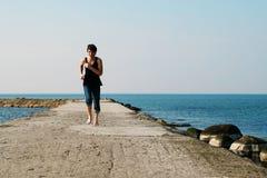 бег Стоковая Фотография RF