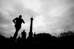 бег Стоковые Изображения RF