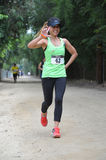 бег 5K Стоковое фото RF