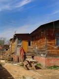 бедные дома Стоковое фото RF
