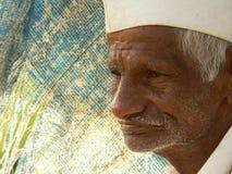 бедные хуторянина индийские Стоковая Фотография RF