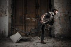 Бежать с сережкой Стоковая Фотография RF