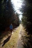 бежать Стоковое Фото
