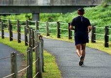 бежать Стоковая Фотография RF
