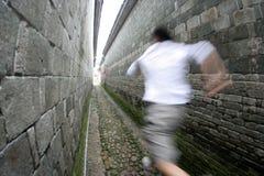 бежать Стоковое Изображение RF