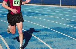 бежать Стоковые Фотографии RF