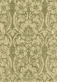 Бежевая абстрактная striped предпосылка года сбора винограда цветочного узора Стоковые Фотографии RF