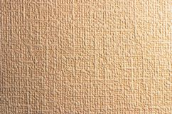 бежевая бумажная текстура Стоковые Фотографии RF