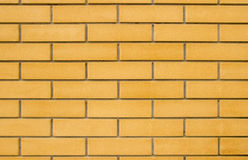 бежевая кирпичная стена Стоковое Изображение