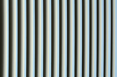 бежевая синь Стоковая Фотография