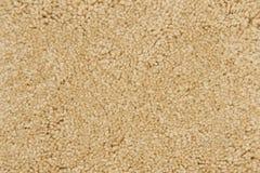 бежевая текстура ковра Стоковые Изображения RF