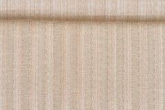 бежевая текстура ткани стоковое фото rf