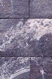 Бежевый гранит крыл предпосылку черепицей архитектура, текстура Стоковое Фото