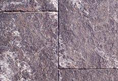 Бежевый гранит крыл предпосылку черепицей архитектура, текстура Стоковое Изображение