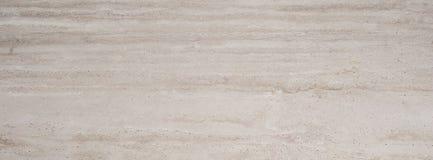 Бежевый камень травертина Стоковая Фотография RF