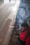 беженец Стоковое фото RF