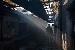 беженец Стоковое Изображение RF