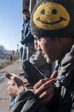 беженец Стоковые Изображения RF