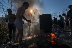 беженец Стоковые Фотографии RF