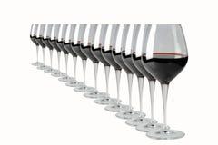 Безграничность вина стоковые изображения rf