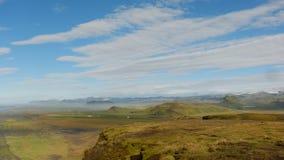 Безграничность гор и неба стоковые изображения