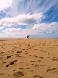 безграничность к гулять Стоковая Фотография RF