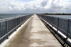 безграничность моста к Стоковые Фотографии RF