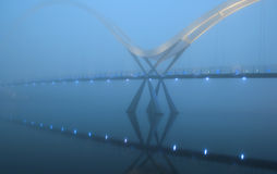 безграничность моста Стоковое Фото