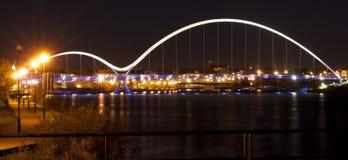 безграничность моста Стоковая Фотография RF