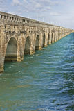 безграничность моста Стоковое фото RF