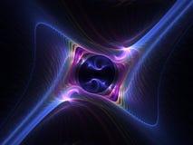 безграничность симметричная Иллюстрация штока