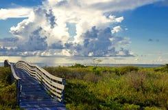 безграничность 2 мостов Стоковое Изображение