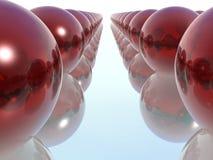 безграничность 3d представляет Стоковое Изображение