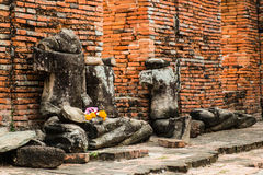 Безглавый Будда Стоковое Изображение RF